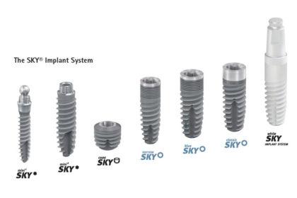 Rodzina implantów SKY